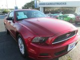 2013 Race Red Ford Mustang V6 Coupe #93931916