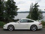 2007 Carrara White Porsche 911 GT3 #924594