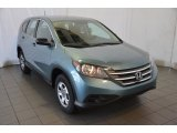 2014 Mountain Air Metallic Honda CR-V LX #93931824