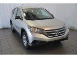 2014 Alabaster Silver Metallic Honda CR-V LX #93931819