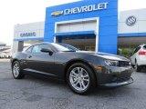 2014 Ashen Gray Metallic Chevrolet Camaro LT Coupe #93932192