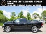 2014 Black Ram 1500 Big Horn Quad Cab 4x4 #93983554