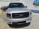 2014 Ingot Silver Ford F150 FX4 SuperCrew 4x4 #93983474