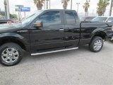 2014 Tuxedo Black Ford F150 XLT SuperCab #93983472