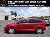 2014 Redline 2-Coat Pearl Dodge Journey SE AWD #93983550