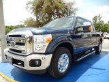 2015 Blue Jeans Ford F250 Super Duty Lariat Crew Cab #93983546