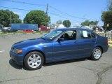 2004 Mystic Blue Metallic BMW 3 Series 325xi Sedan #93983942