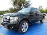 2014 Tuxedo Black Ford F150 Limited SuperCrew #93983537