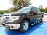 2014 Kodiak Brown Ford F150 XLT SuperCrew #93983536