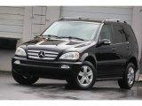 2005 Black Mercedes-Benz ML 350 4Matic #93984007