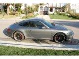 2007 Meteor Grey Metallic Porsche 911 Carrera S Coupe #924550