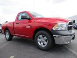 2014 Ram 1500 Flame Red