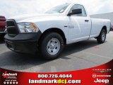 2014 Bright White Ram 1500 Tradesman Regular Cab #93983659