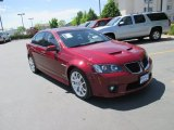 2009 Sport Red Metallic Pontiac G8 GXP #93983842