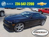 2014 Black Chevrolet Camaro SS/RS Coupe #93983830
