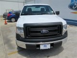 2014 Oxford White Ford F150 XL Regular Cab #93983481