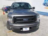 2014 Sterling Grey Ford F150 STX SuperCrew #93983477