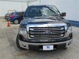2014 Tuxedo Black Ford F150 Lariat SuperCrew #93983476