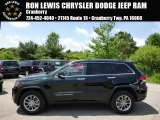 2014 Black Forest Green Pearl Jeep Grand Cherokee Limited 4x4 #93983562