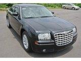 2005 Brilliant Black Crystal Pearl Chrysler 300 Touring #93983881