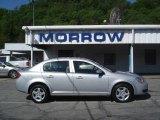 2007 Ultra Silver Metallic Chevrolet Cobalt LT Sedan #9389647