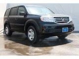 2014 Crystal Black Pearl Honda Pilot LX #94021376