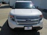 2014 White Platinum Ford Explorer XLT #94021316