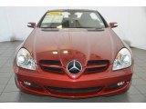 2006 Mercedes-Benz SLK Firemist Red Metallic