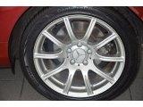 Mercedes-Benz SLK 2006 Wheels and Tires