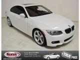 2011 Alpine White BMW 3 Series 335i Coupe #94021450