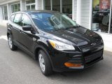 2014 Tuxedo Black Ford Escape S #94021596