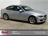 2014 Glacier Silver Metallic BMW 3 Series 328i Sedan #94021441