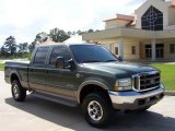2004 Estate Green Metallic Ford F250 Super Duty King Ranch Crew Cab 4x4 #9395708