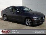 2014 Mineral Grey Metallic BMW 3 Series 328i Sedan #94021440