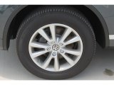 Volkswagen Touareg 2014 Wheels and Tires