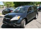2008 Nighthawk Black Pearl Honda CR-V EX-L 4WD #9387577