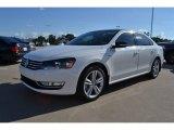 2014 Candy White Volkswagen Passat 1.8T SE #94021484