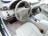 2001 Mercedes-Benz C Interiors