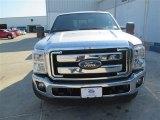 2015 Ingot Silver Ford F250 Super Duty Lariat Crew Cab 4x4 #94048475