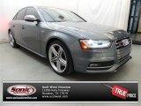2014 Monsoon Gray Metallic Audi S4 Premium plus 3.0 TFSI quattro #94048497