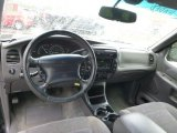 2000 Ford Explorer XLT 4x4 Dark Graphite Interior
