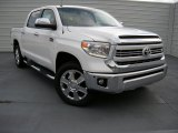 2014 Super White Toyota Tundra 1794 Edition Crewmax 4x4 #94054175