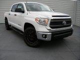2014 Super White Toyota Tundra TSS CrewMax #94054173