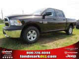 2014 Black Gold Pearl Coat Ram 1500 Tradesman Crew Cab 4x4 #94054082