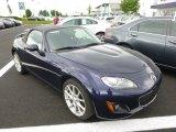 2009 Stormy Blue Mica Mazda MX-5 Miata Touring Roadster #94054431