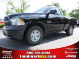 2014 Black Ram 1500 Tradesman Regular Cab #94054077