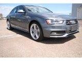 2014 Monsoon Gray Metallic Audi S4 Premium plus 3.0 TFSI quattro #94054367