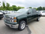 2014 Chevrolet Silverado 1500 LT Crew Cab 4x4 Data, Info and Specs