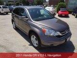 2011 Urban Titanium Metallic Honda CR-V EX-L 4WD #94054153
