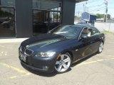 2008 Monaco Blue Metallic BMW 3 Series 335i Convertible #94054150